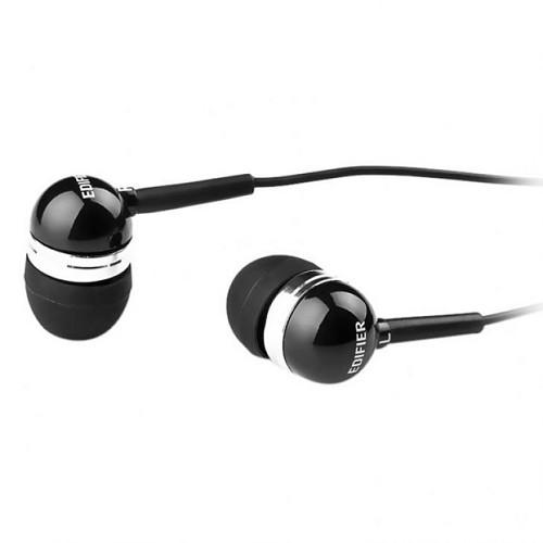 EDIFIER Earphone [H290] - Black - Earphone Ear Monitor / Iem